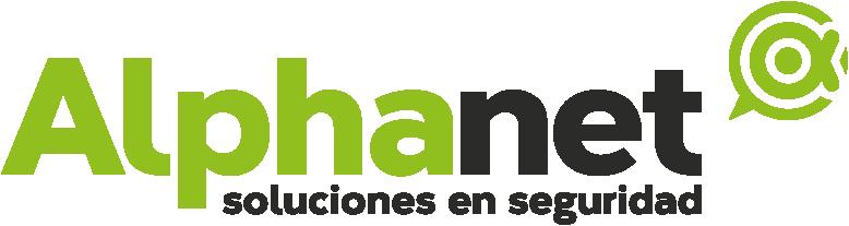 Alphanet Sistemas de Seguridad – Líderes en Seguridad Municipal Logo