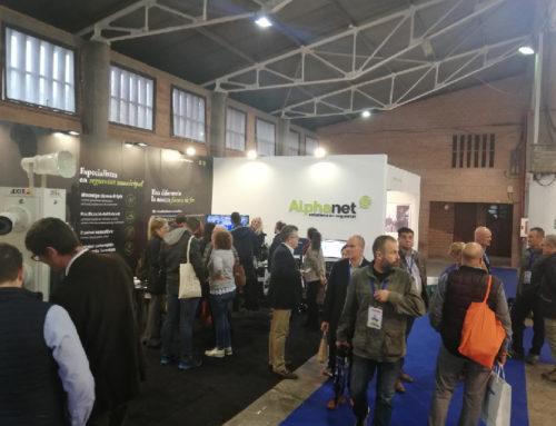 Municipalia 2019, una gran experiencia para Alphanet